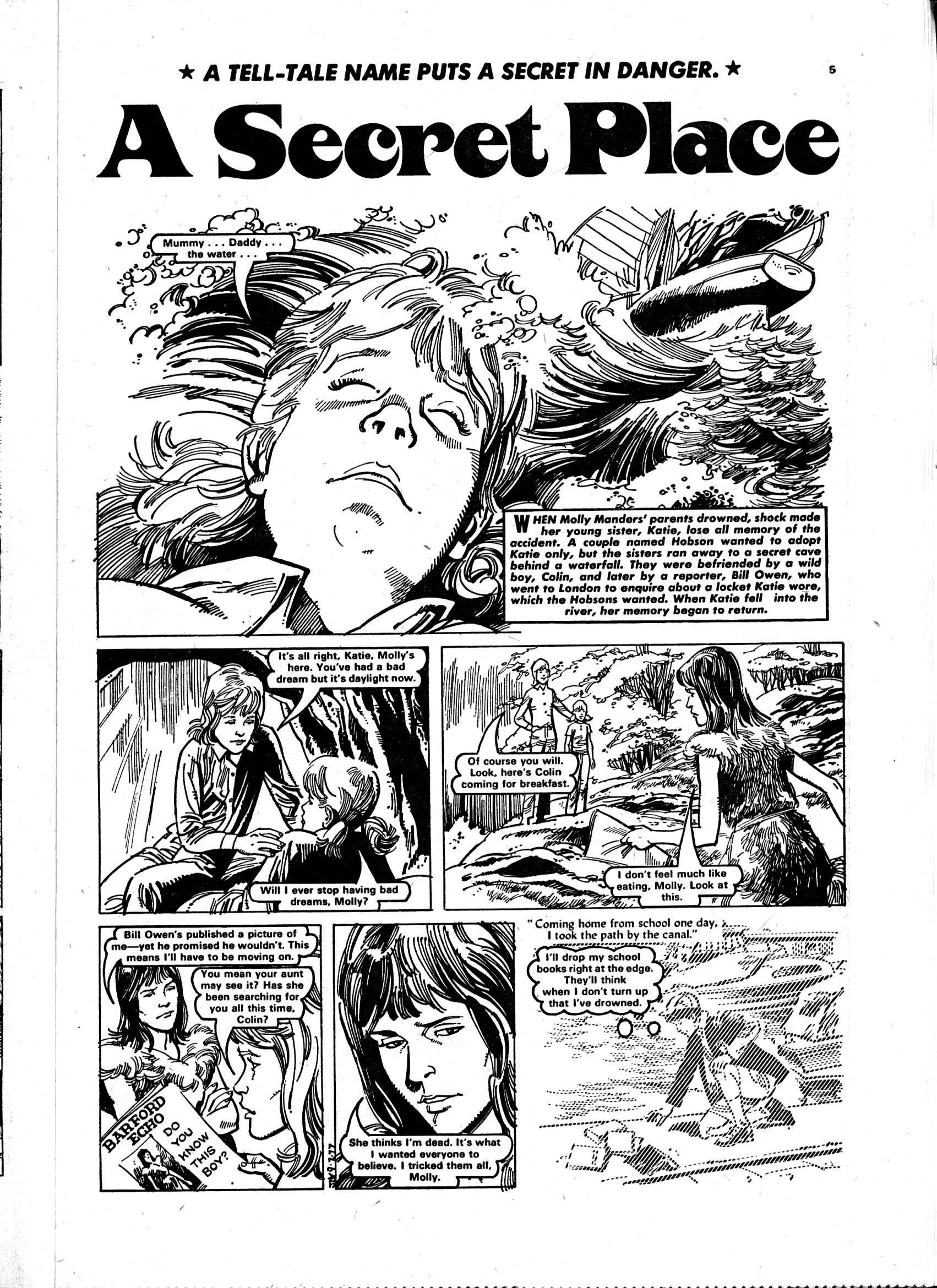 Read online Judy comic -  Issue #913 - 5