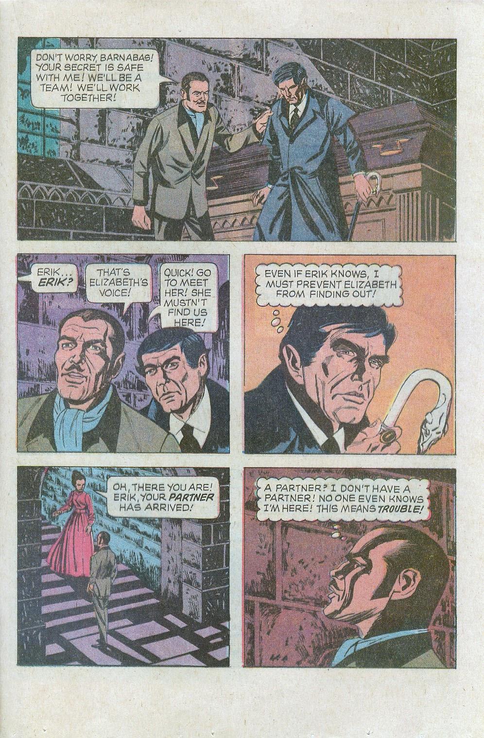 Dark Shadows (1969) issue 18 - Page 21