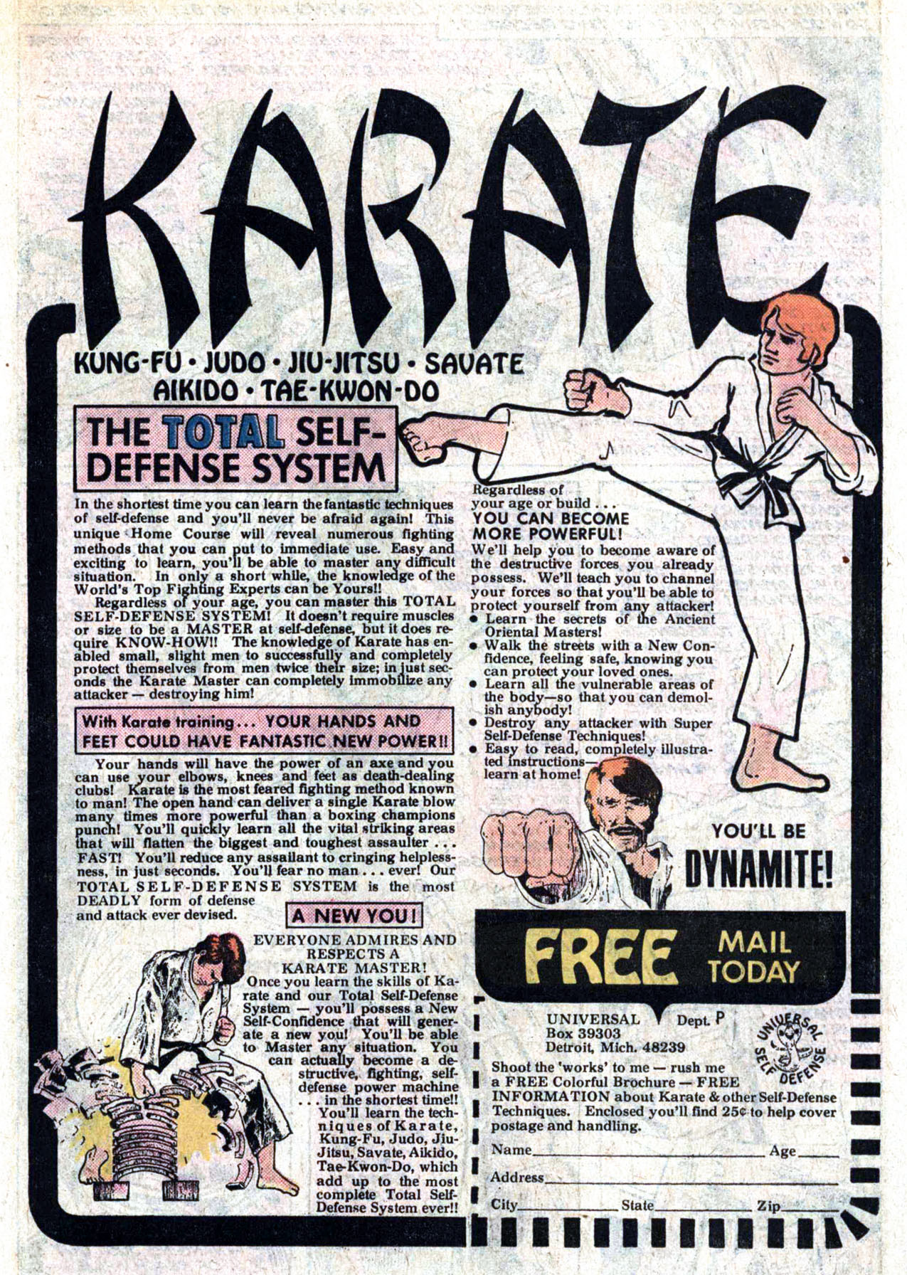 Read online Amazing Adventures (1970) comic -  Issue #30 - 11