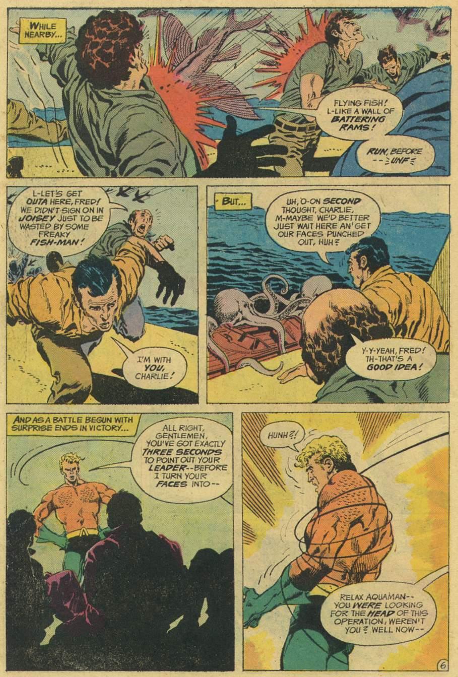 Read online Adventure Comics (1938) comic -  Issue #443 - 10