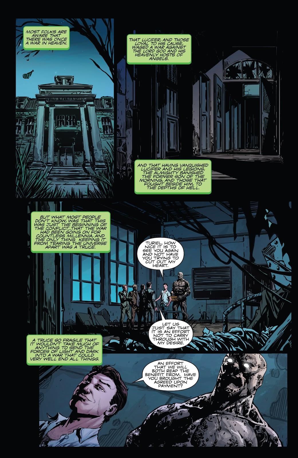 Read online Vampirella Strikes comic -  Issue #1 - 17
