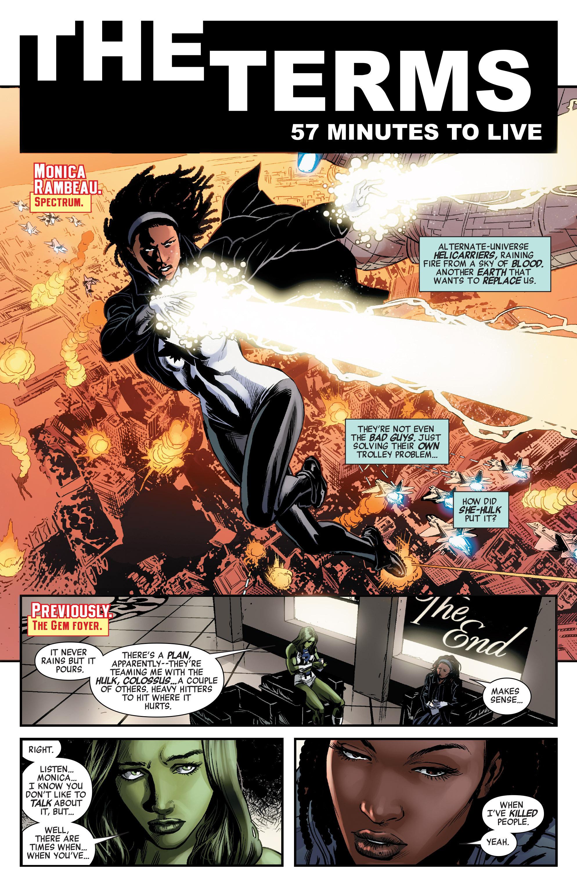 Read online Secret Wars: Last Days of the Marvel Universe comic -  Issue # TPB (Part 1) - 33