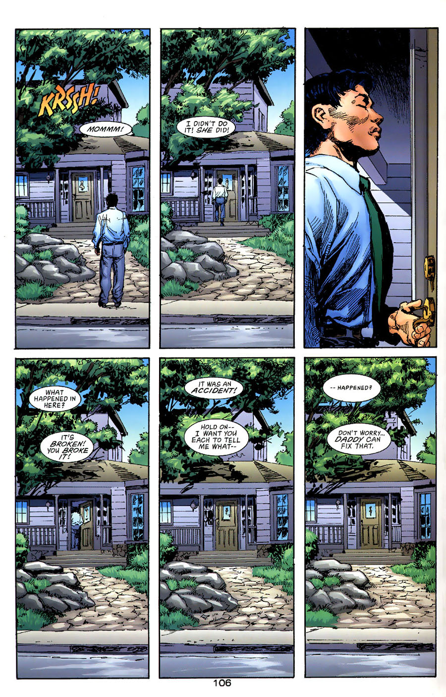 Read online Green Lantern: Legacy: The Last Will and Testament of Hal Jordan comic -  Issue # TPB - 114