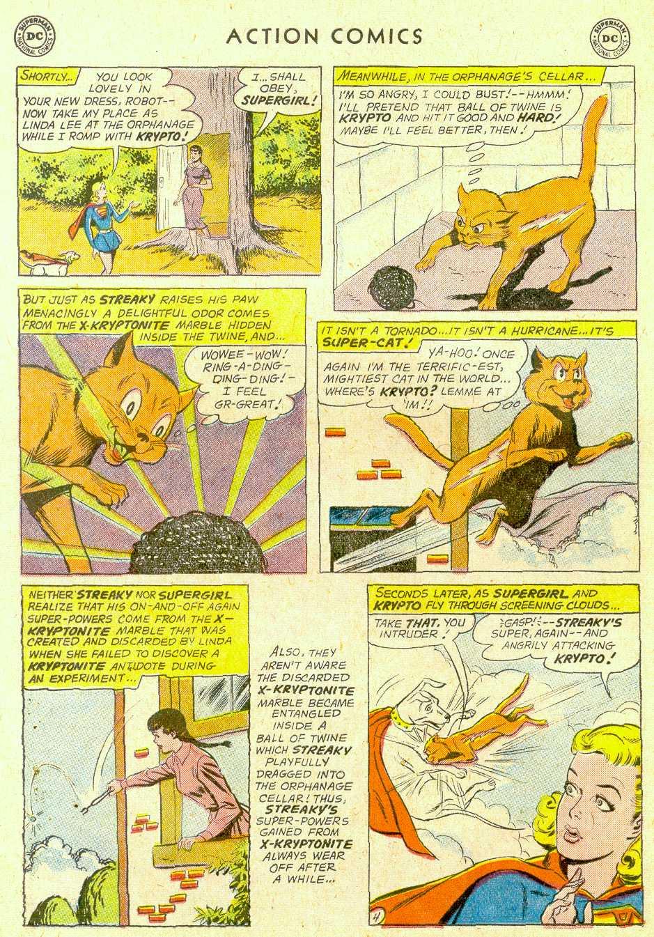 Action Comics (1938) 277 Page 21