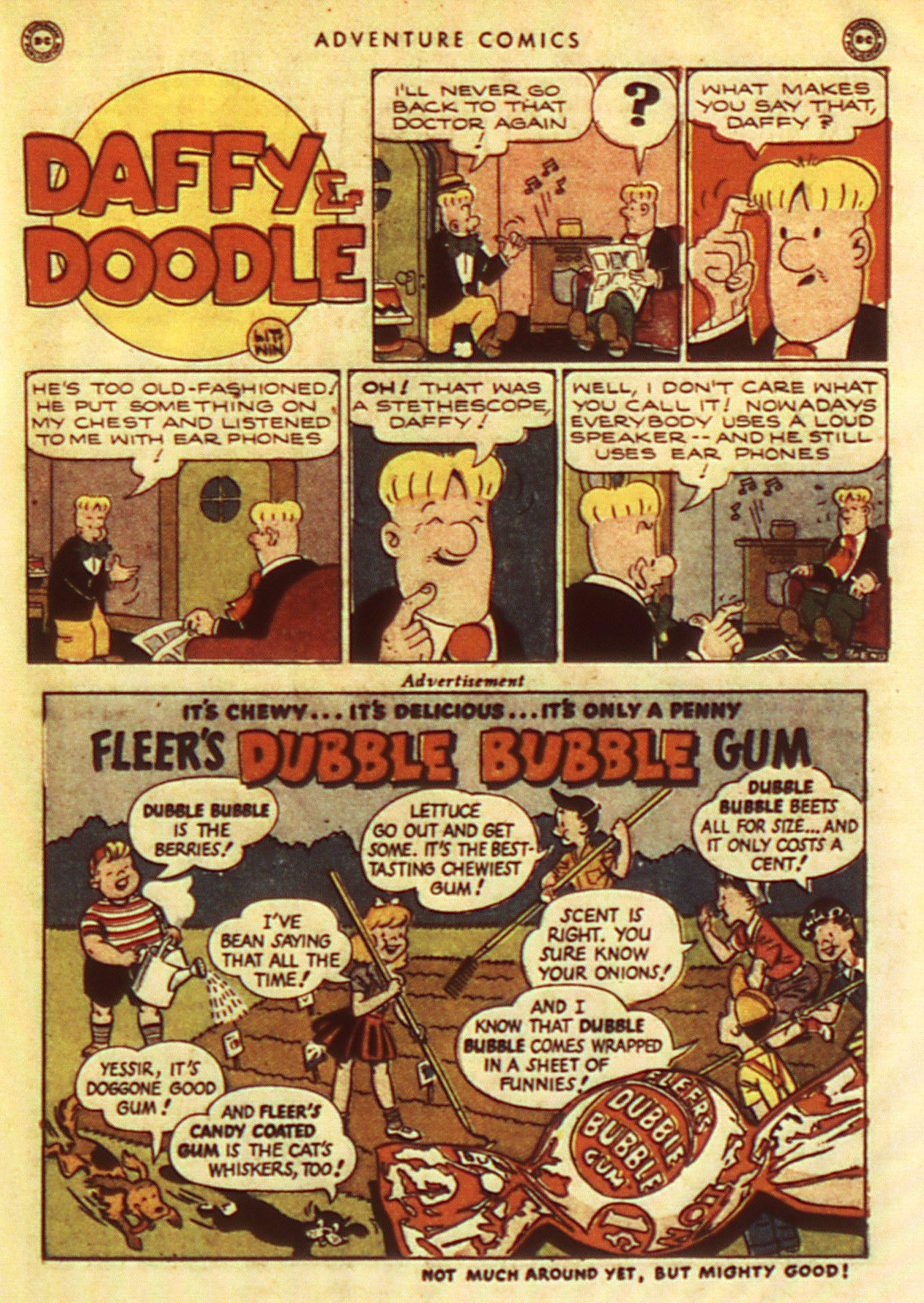 Read online Adventure Comics (1938) comic -  Issue #105 - 41