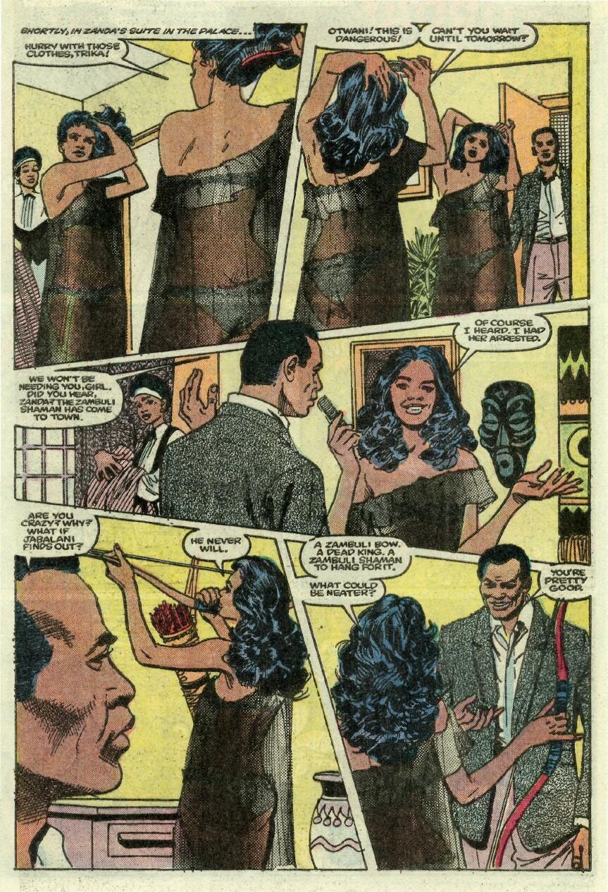 Read online Sheena comic -  Issue #1 - 14