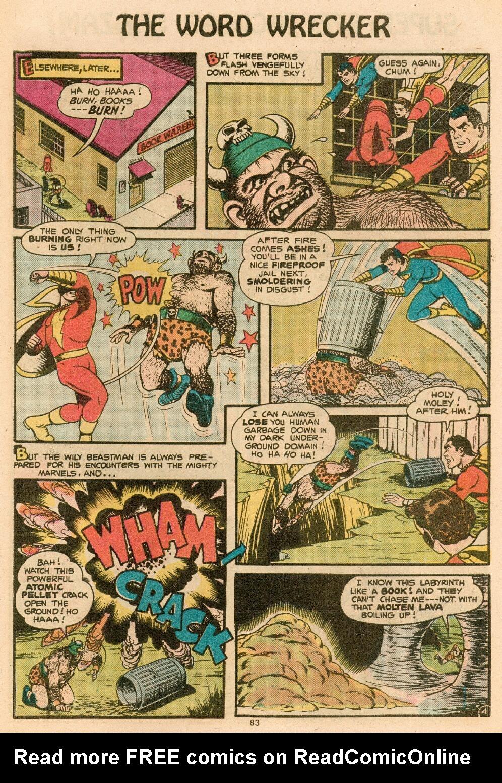 Read online Shazam! (1973) comic -  Issue #14 - 71