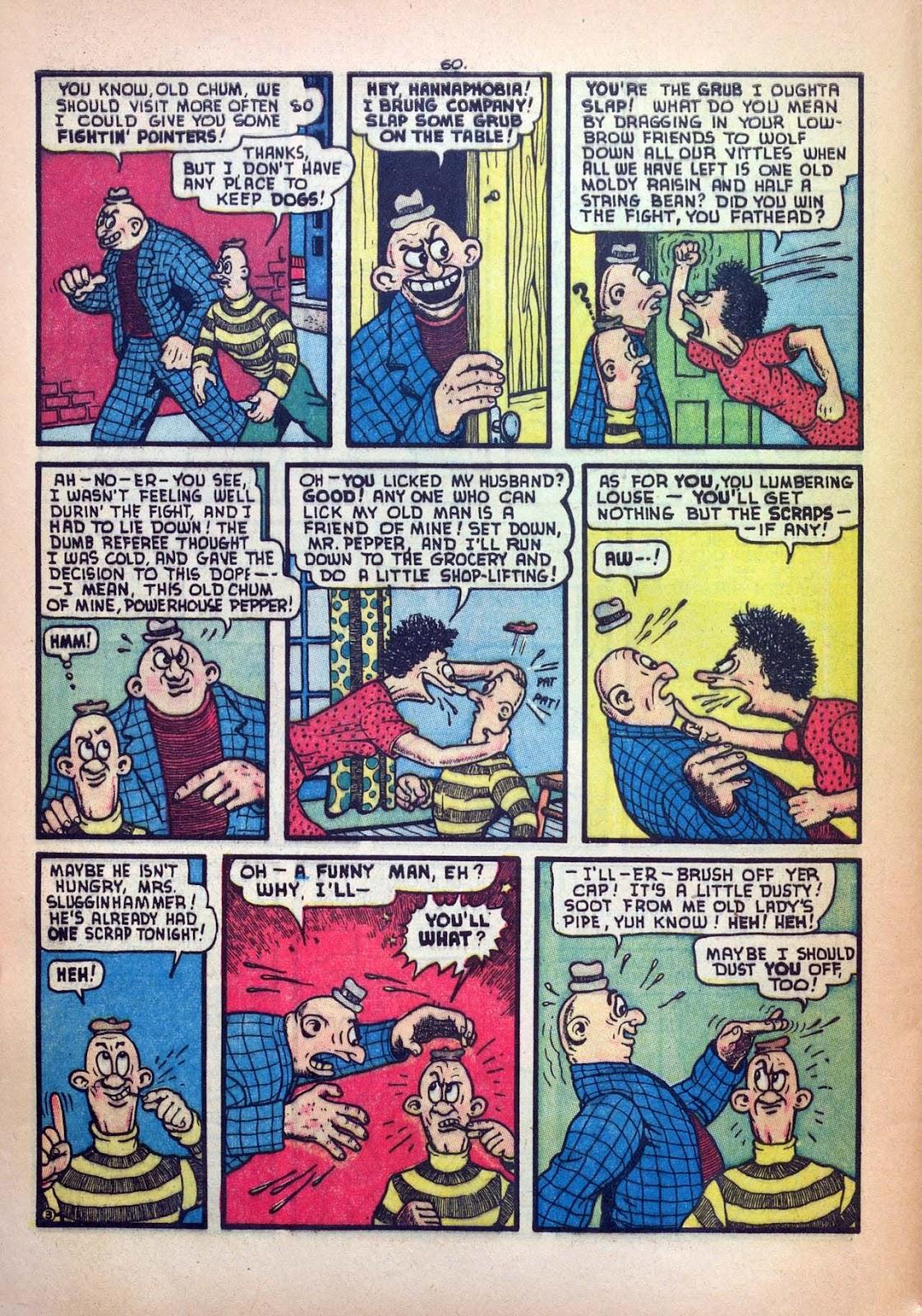 Read online Joker Comics comic -  Issue #2 - 62