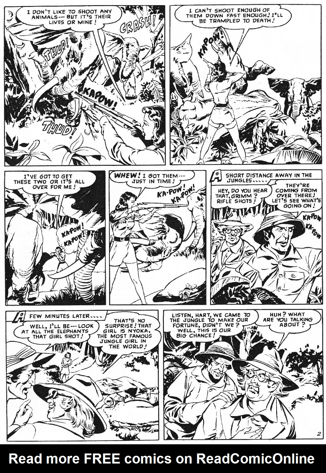 Read online Men of Mystery Comics comic -  Issue #82 - 115