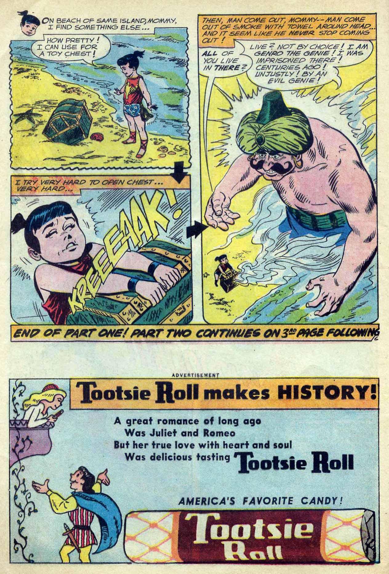 Read online Wonder Woman (1942) comic -  Issue #126 - 8
