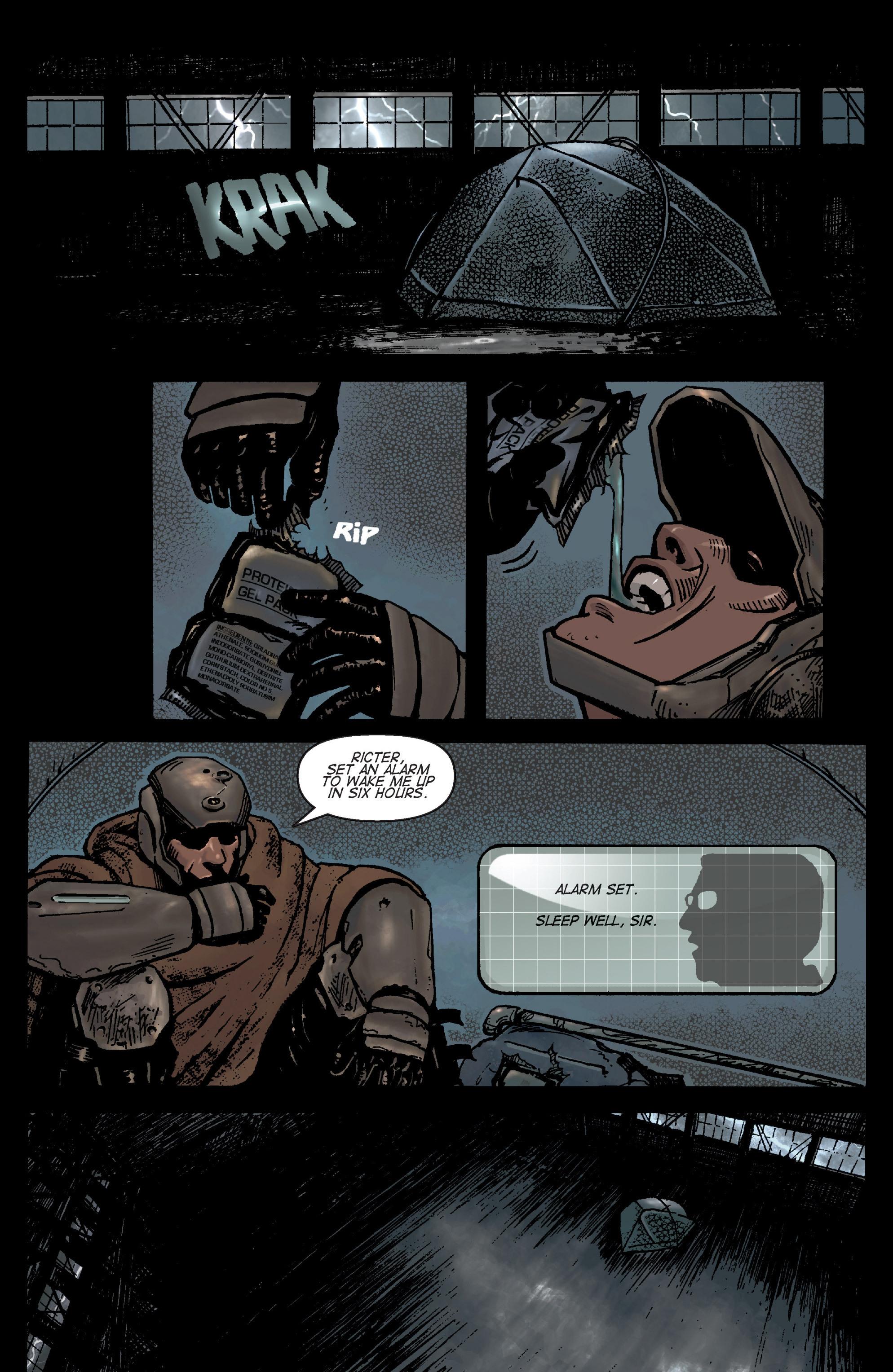 Read online Planetoid comic -  Issue # TPB - 17