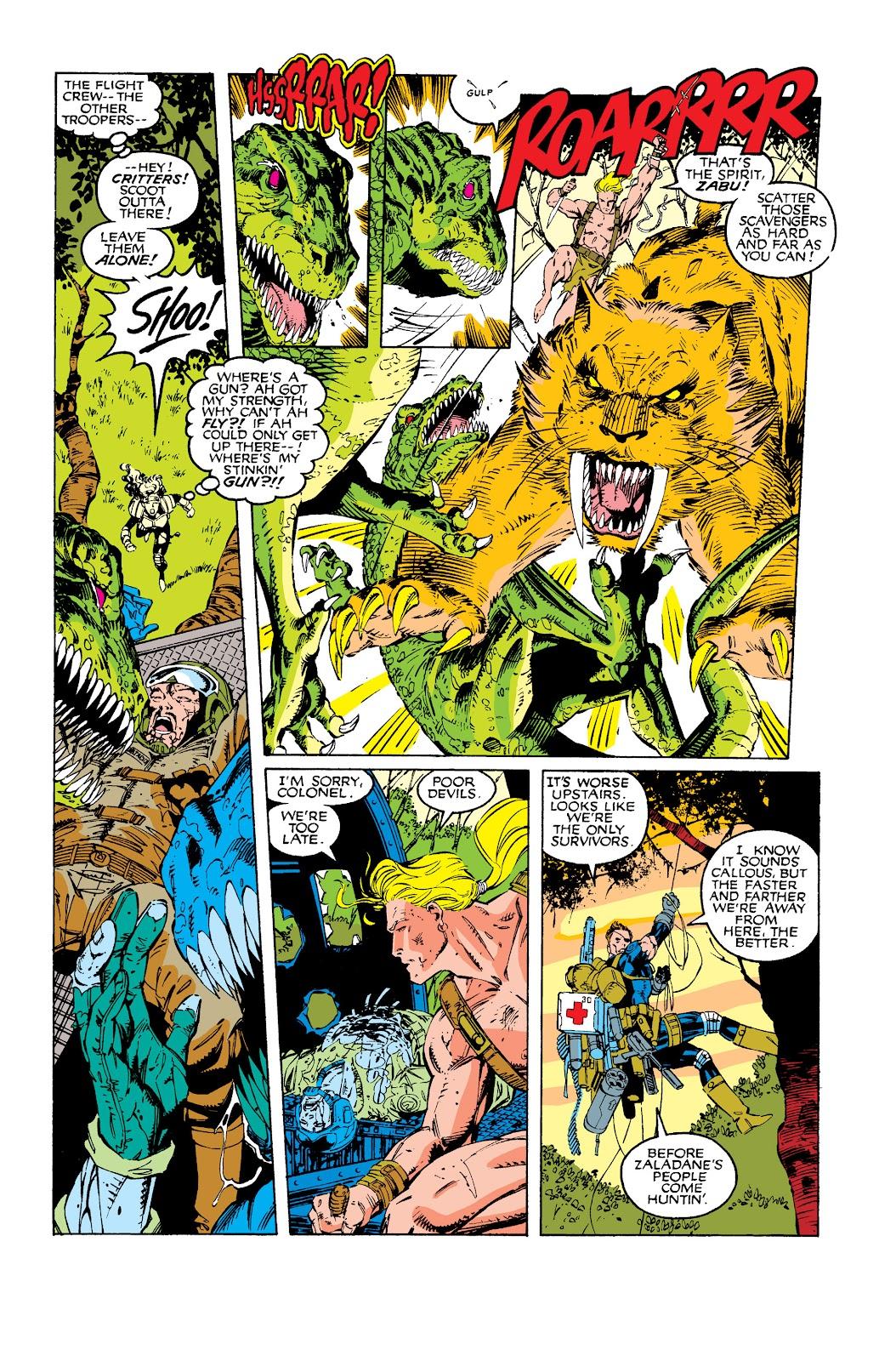 Uncanny X-Men (1963) issue 275 - Page 19