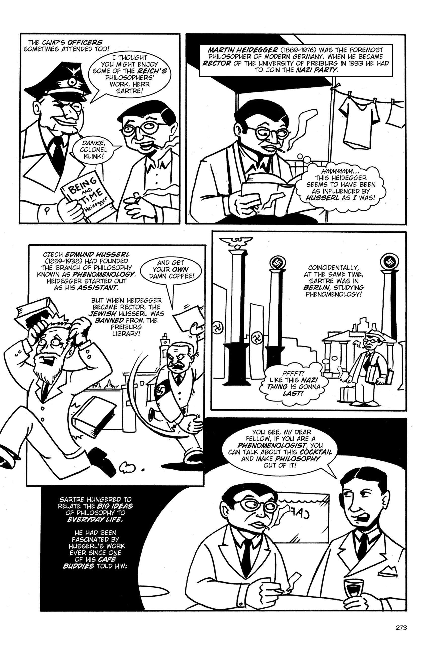 Read online Action Philosophers! comic -  Issue #Action Philosophers! TPB (Part 2) - 101