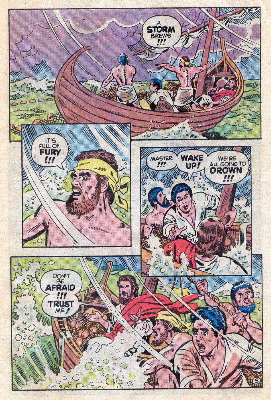 Jesus issue Full - Page 7