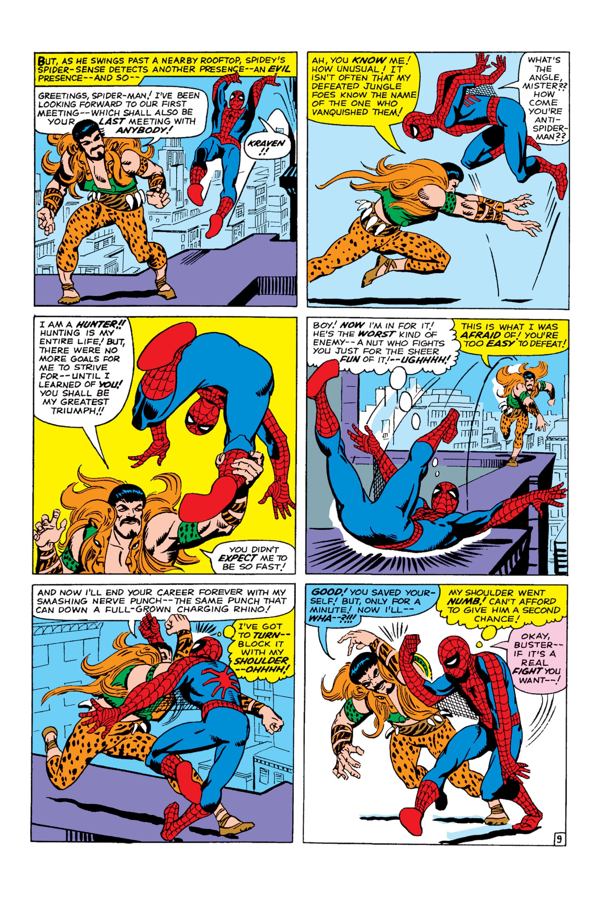 The Amazing Spider-Man (1963) 15 Page 9