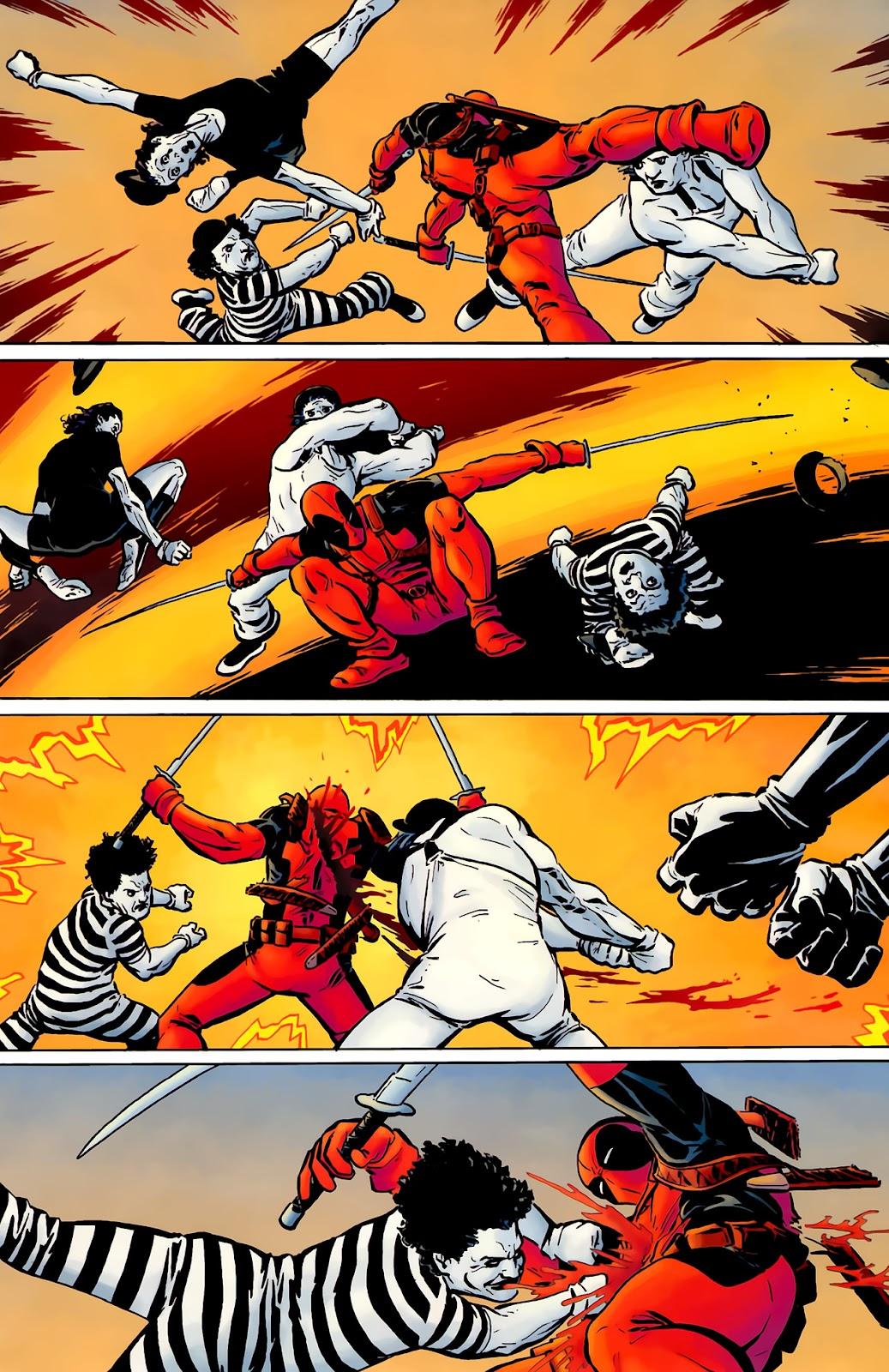 Read online Deadpool (2008) comic -  Issue #900 - 18