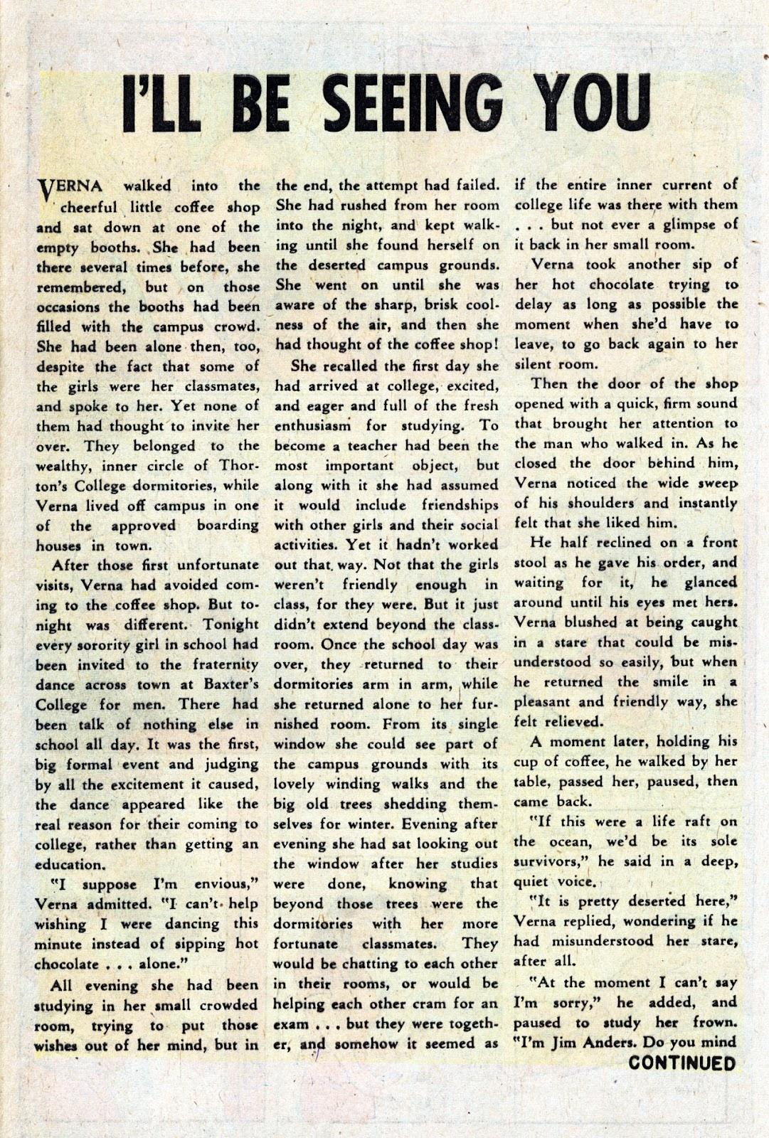 Love Romances (1949) issue 95 - Page 8