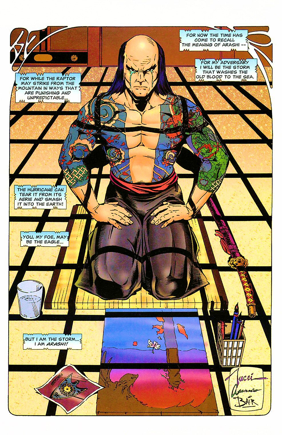 Read online Shi: The Way of the Warrior comic -  Issue #4 - 26