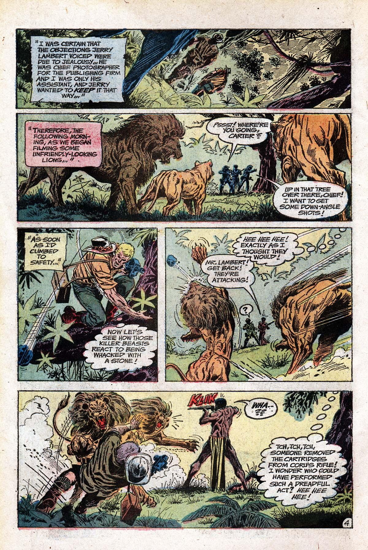 Read online Adventure Comics (1938) comic -  Issue #427 - 6
