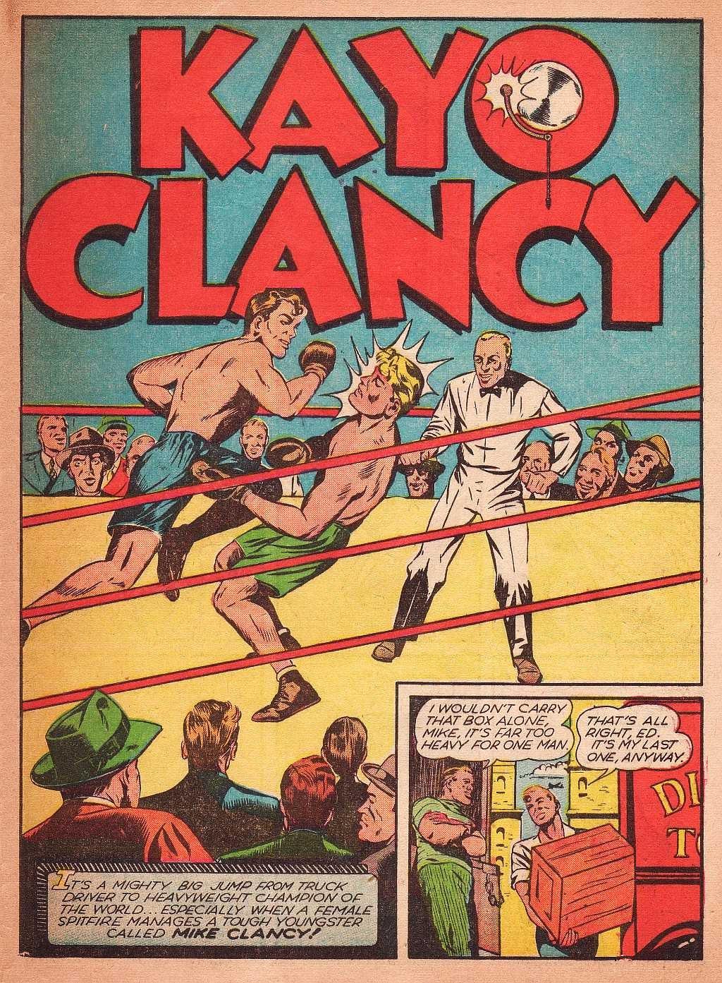 Read online Super-Magician Comics comic -  Issue #2 - 55