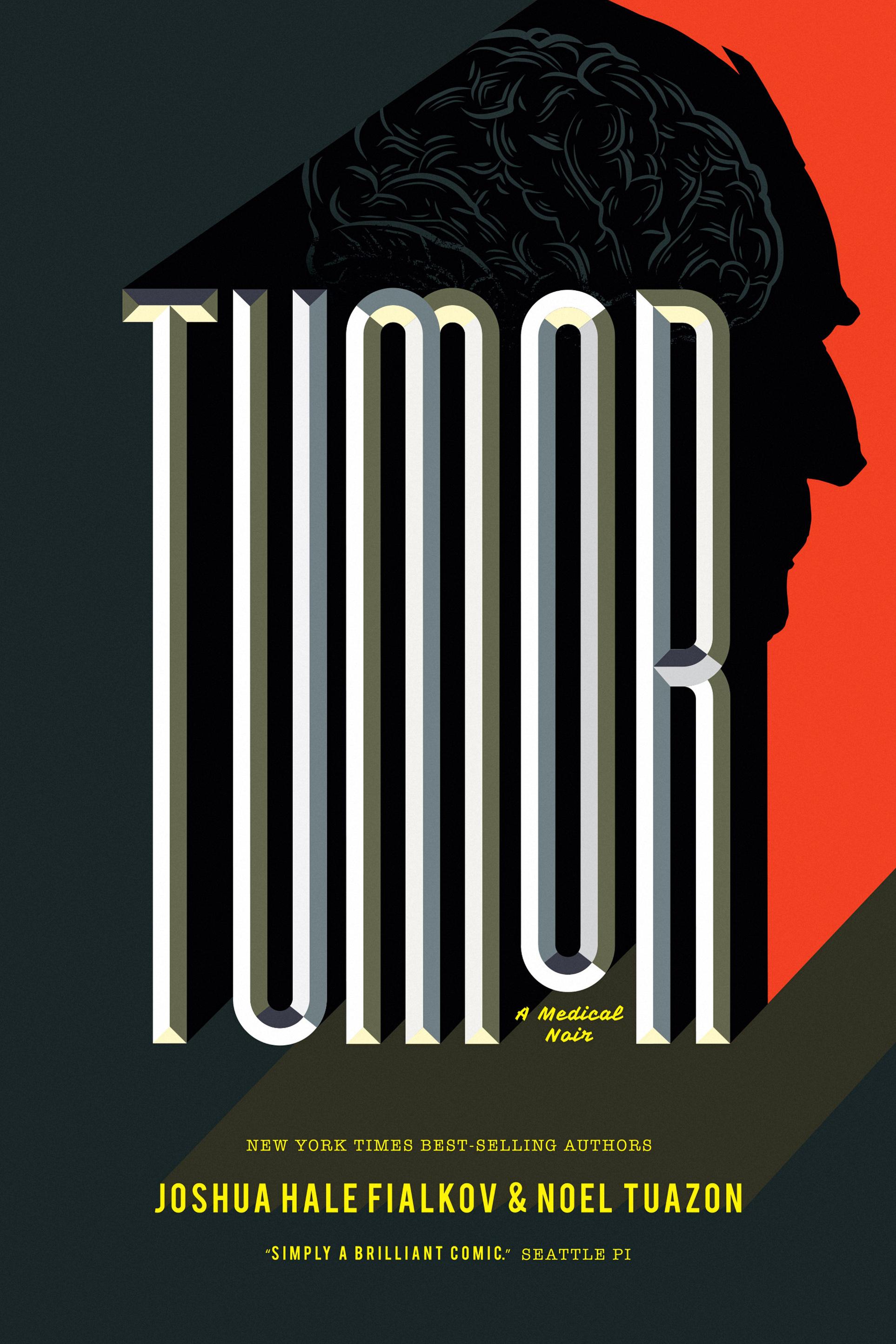 Read online Tumor comic -  Issue # TPB - 1