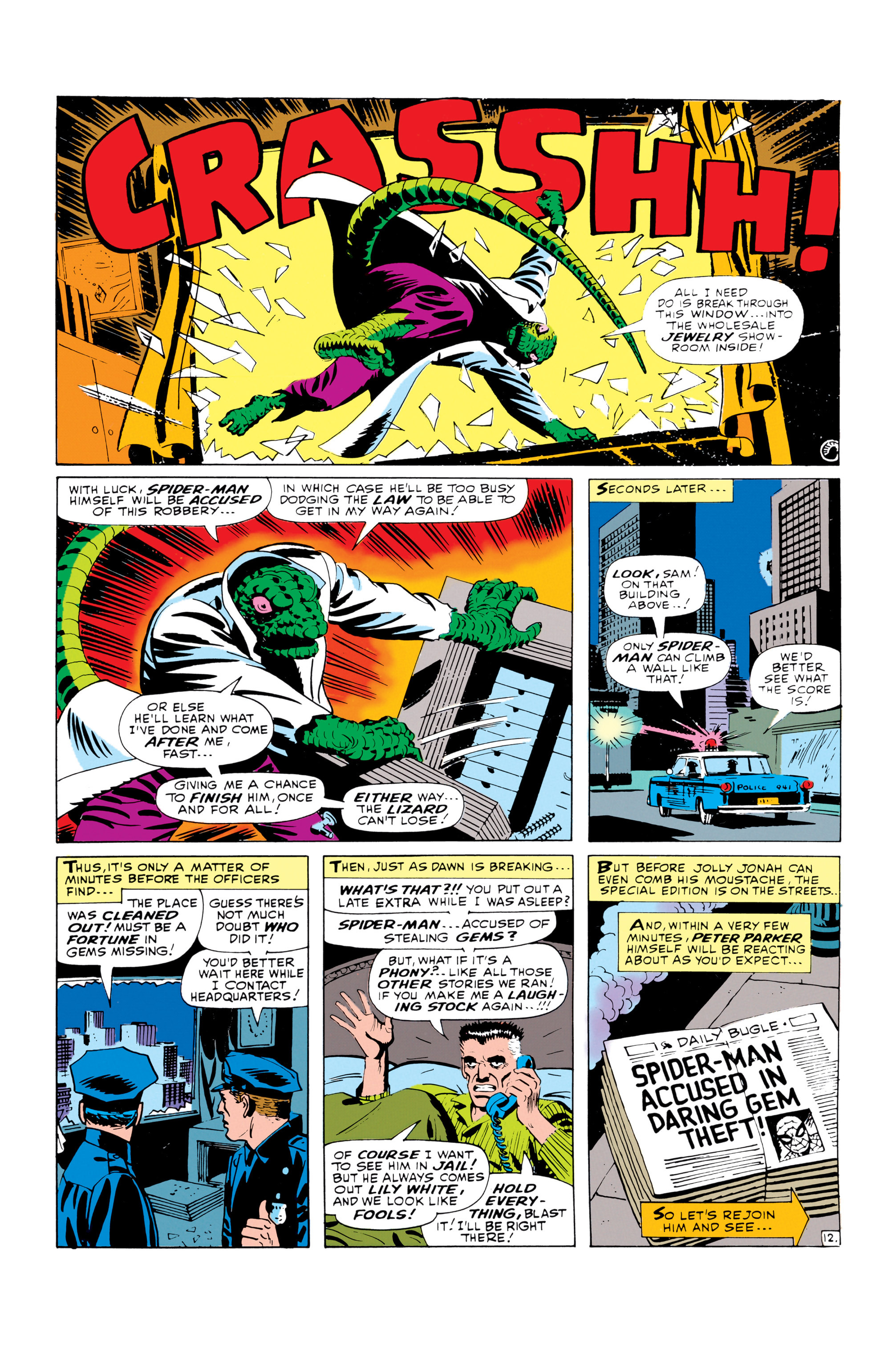 The Amazing Spider-Man (1963) 44 Page 12