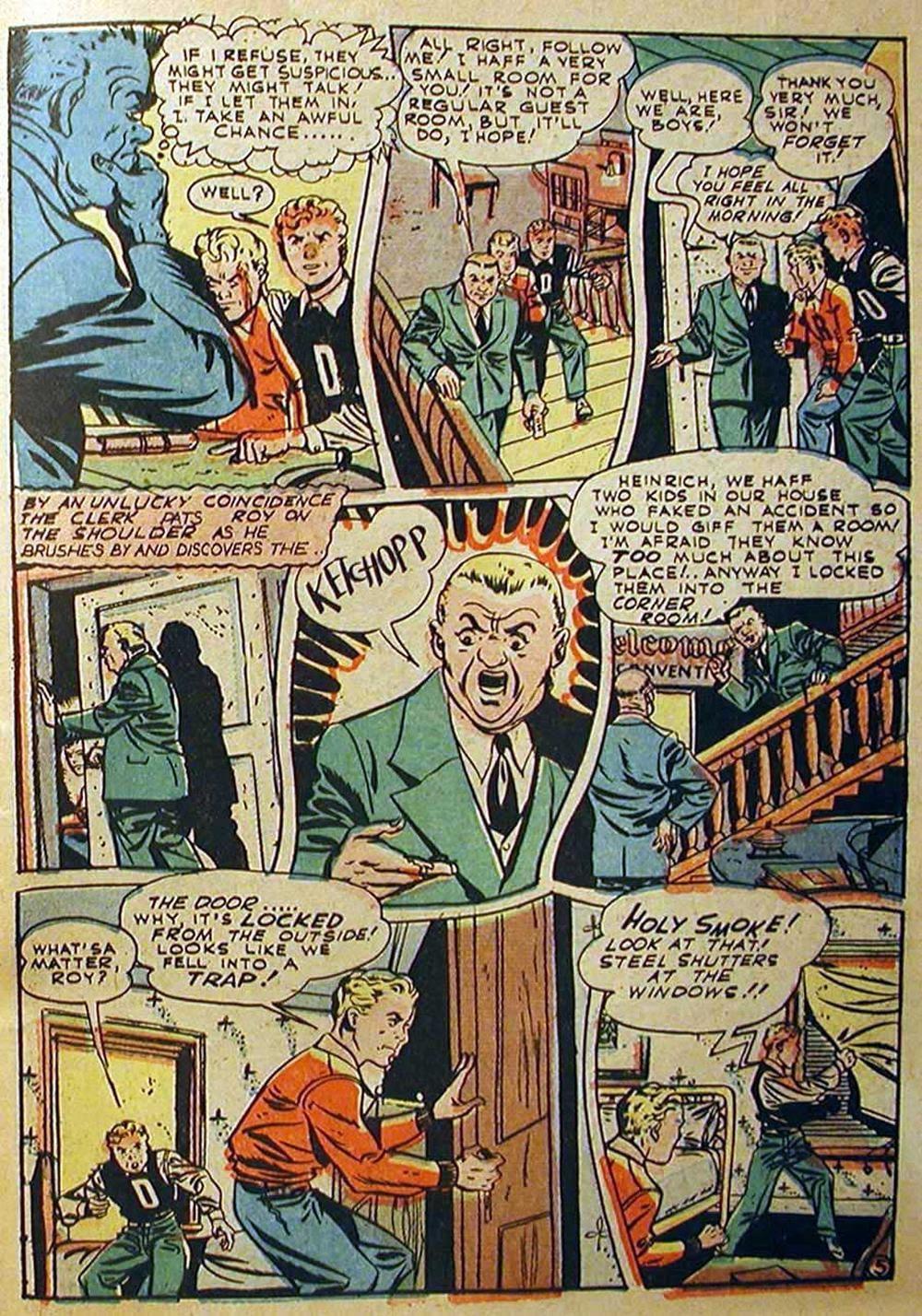 Hangman Comics issue 5 - Page 61