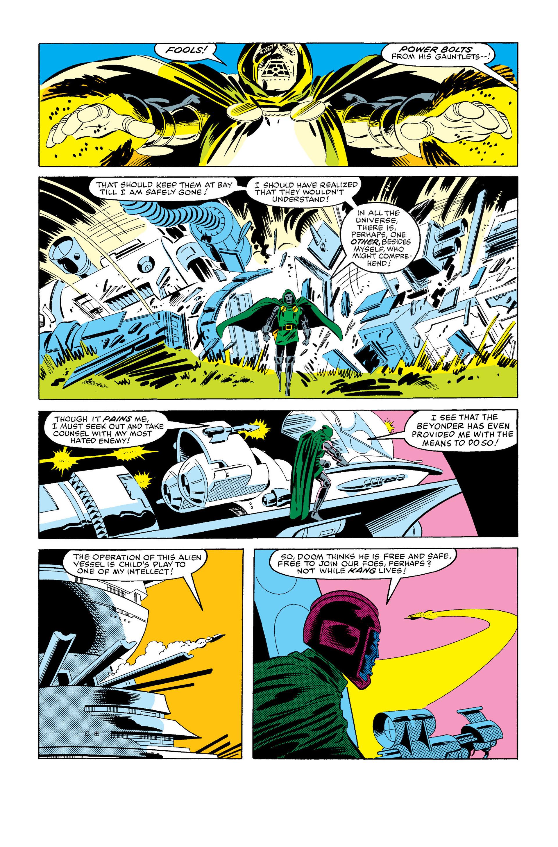 Read online Secret Wars (1985) comic -  Issue #1 - 20