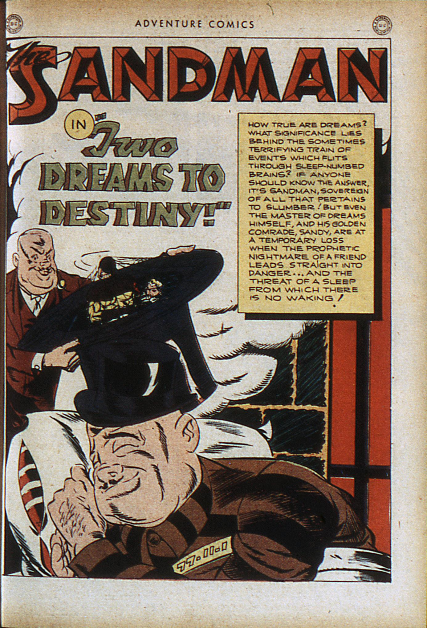 Read online Adventure Comics (1938) comic -  Issue #96 - 4