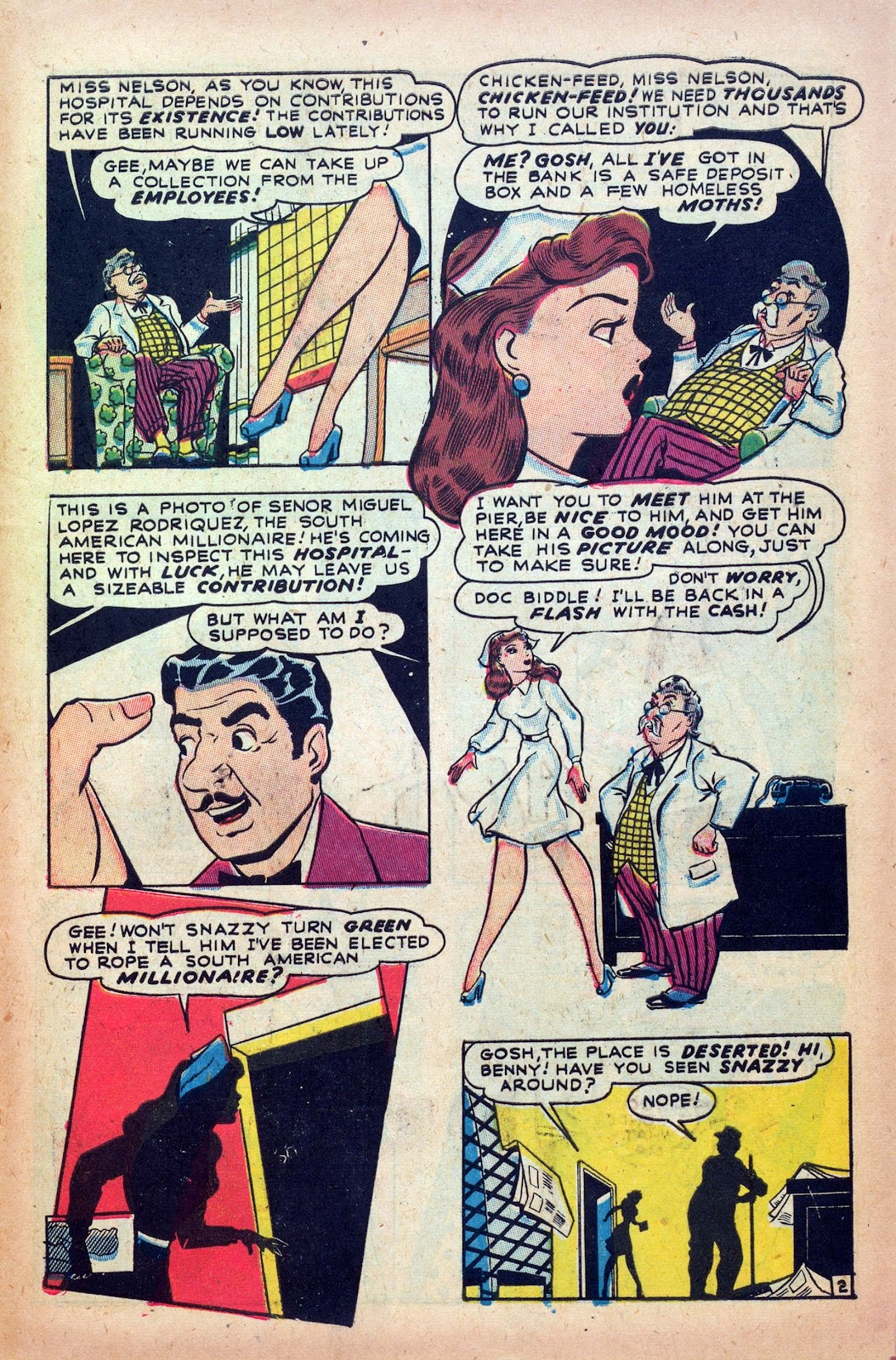 Read online Joker Comics comic -  Issue #29 - 27