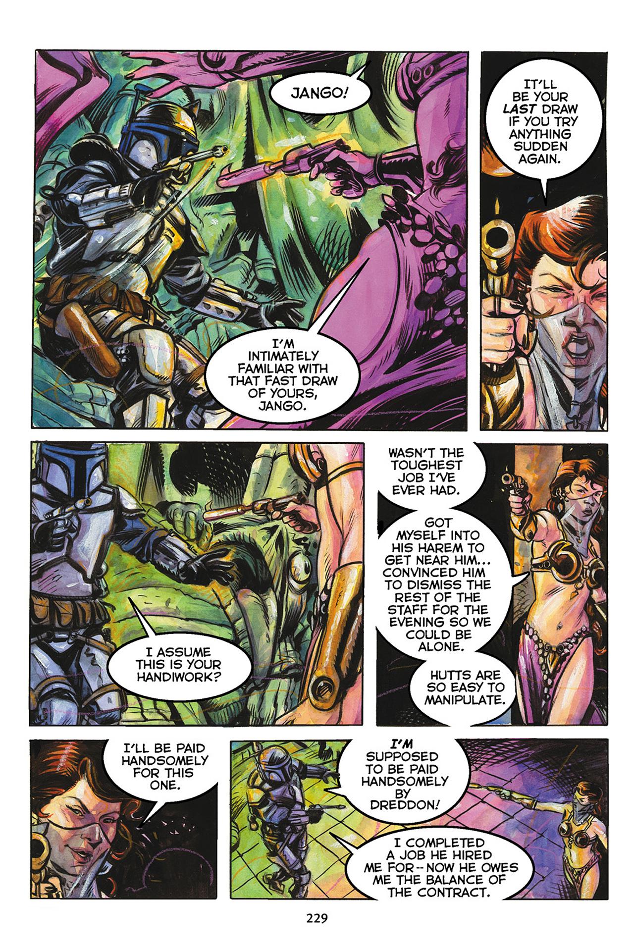 Read online Star Wars Omnibus comic -  Issue # Vol. 10 - 228
