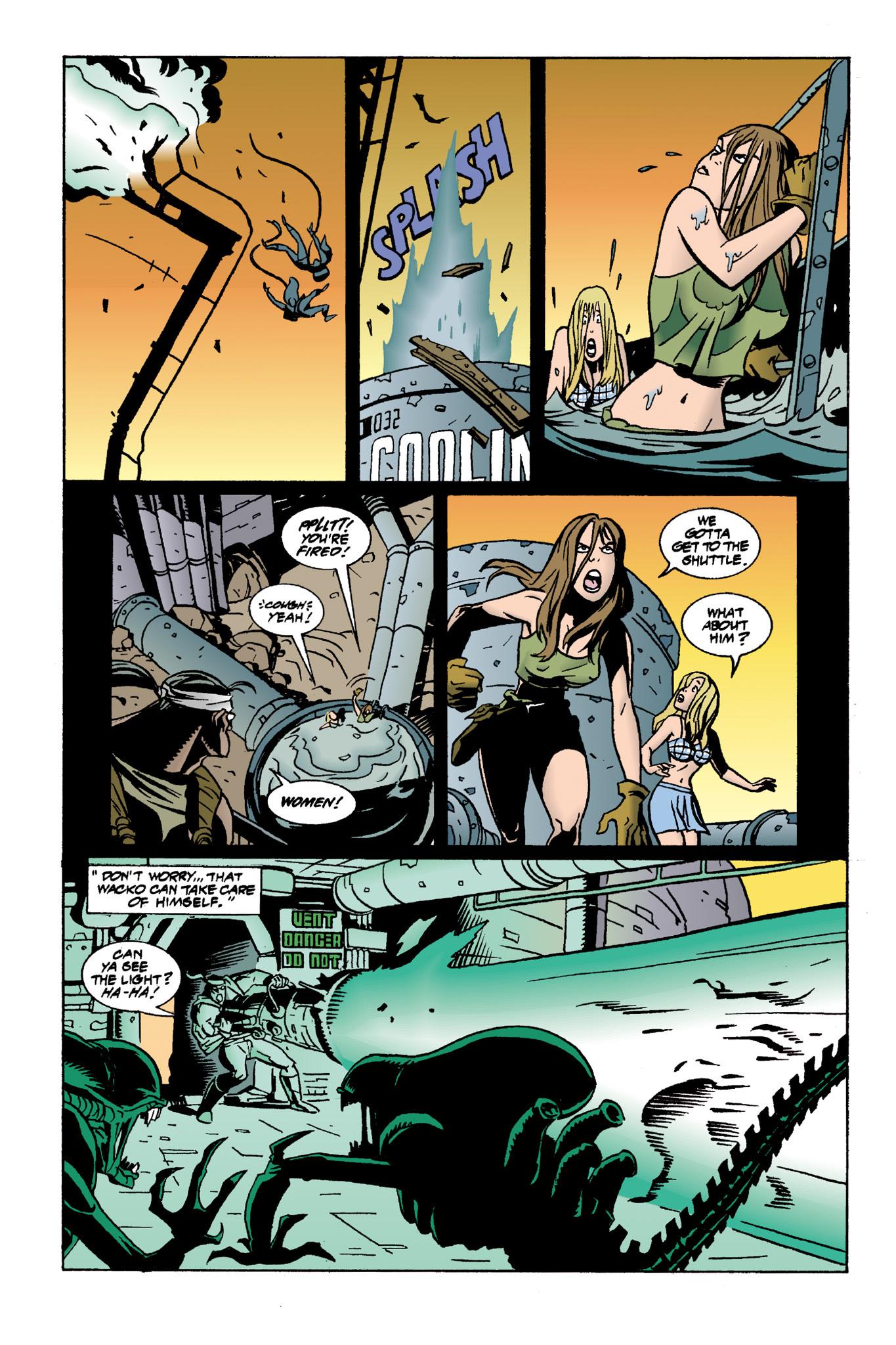 Read online Aliens: Mondo Heat comic -  Issue # Full - 15