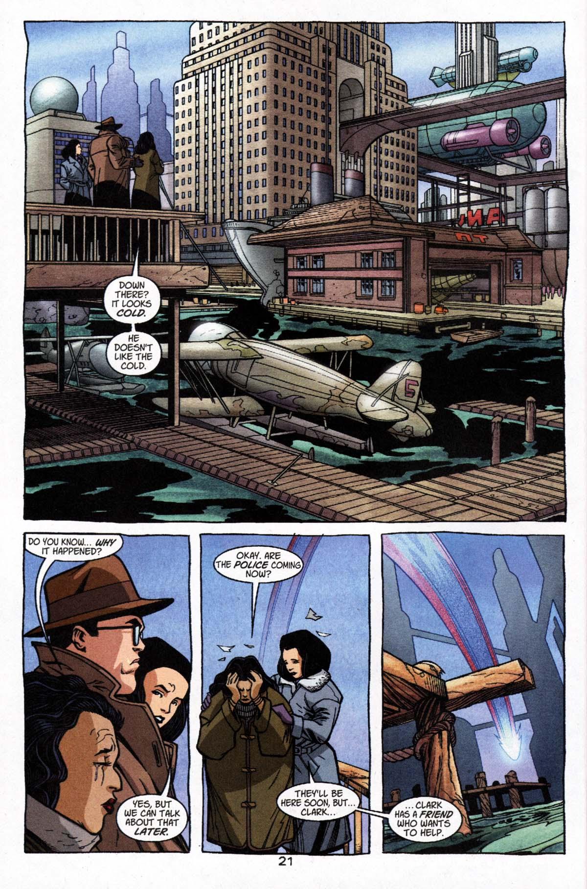 Action Comics (1938) 792 Page 21