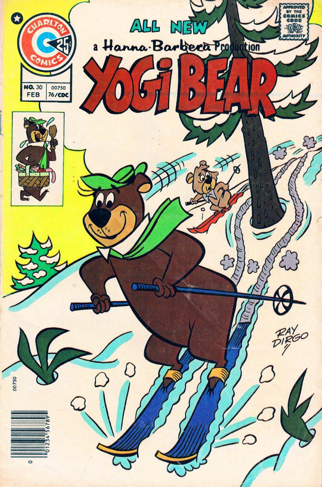 Yogi Bear (1970) issue 30 - Page 1
