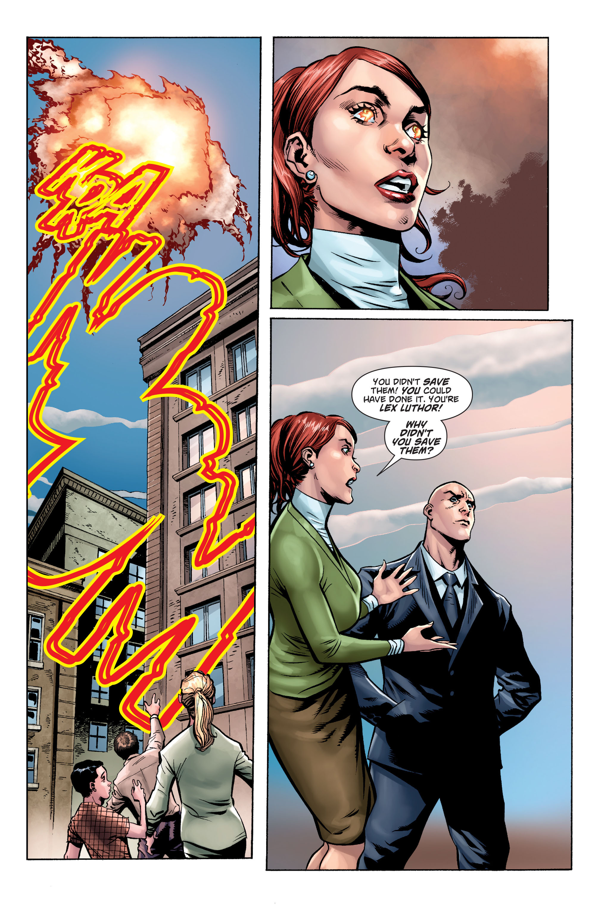 Read online Action Comics (2011) comic -  Issue #23.3 - 16
