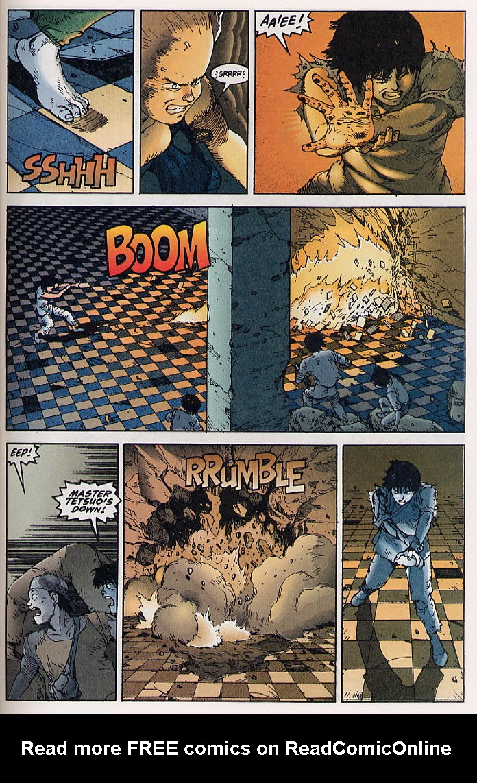 Read online Akira comic -  Issue #32 - 56