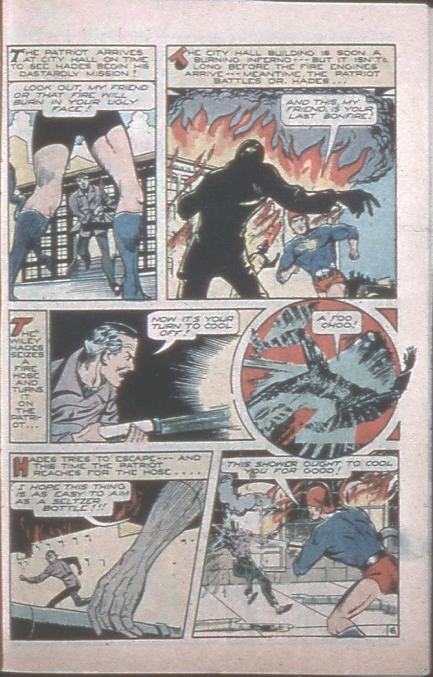 Marvel Mystery Comics (1939) issue 63 - Page 42