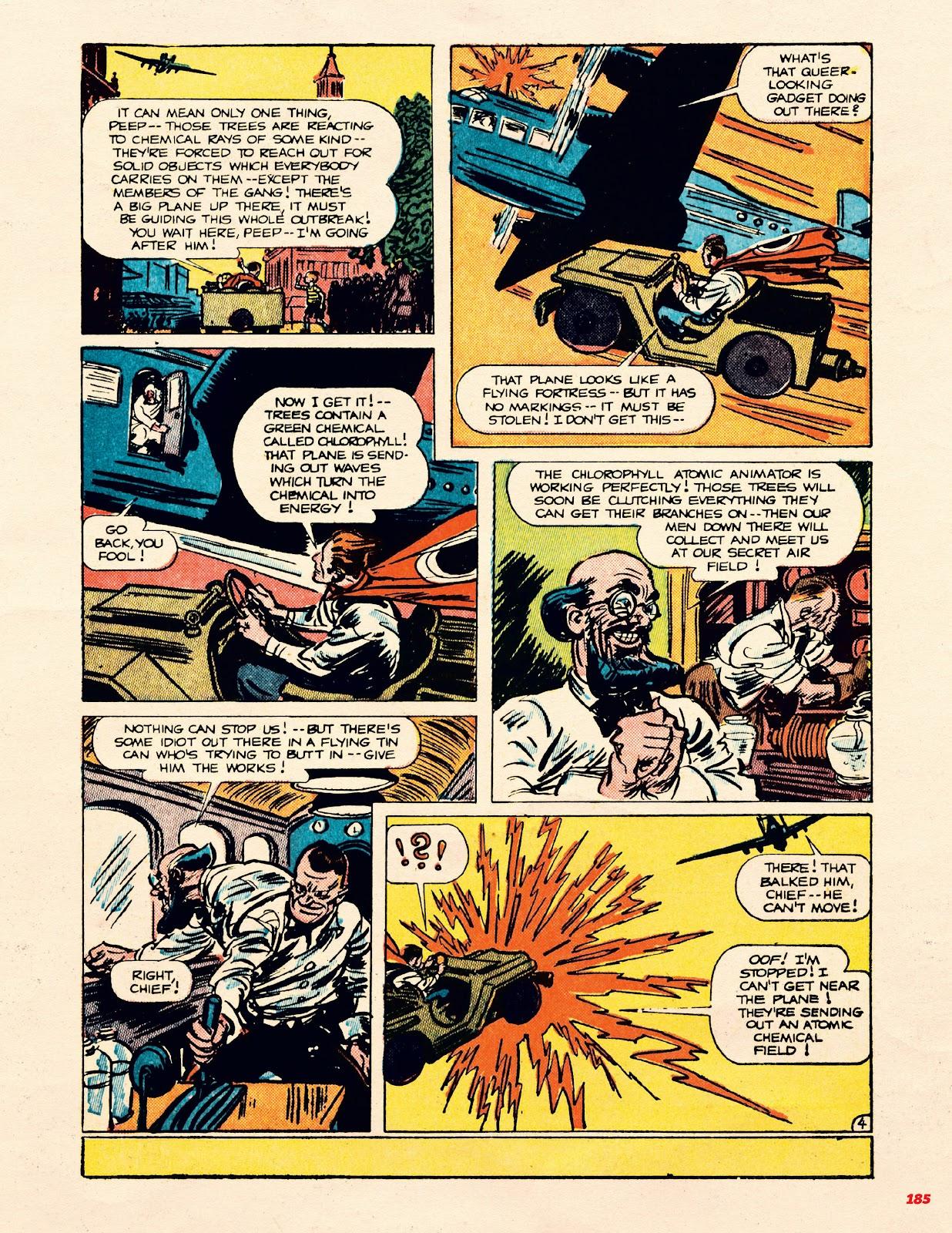 Read online Super Weird Heroes comic -  Issue # TPB 1 (Part 2) - 85