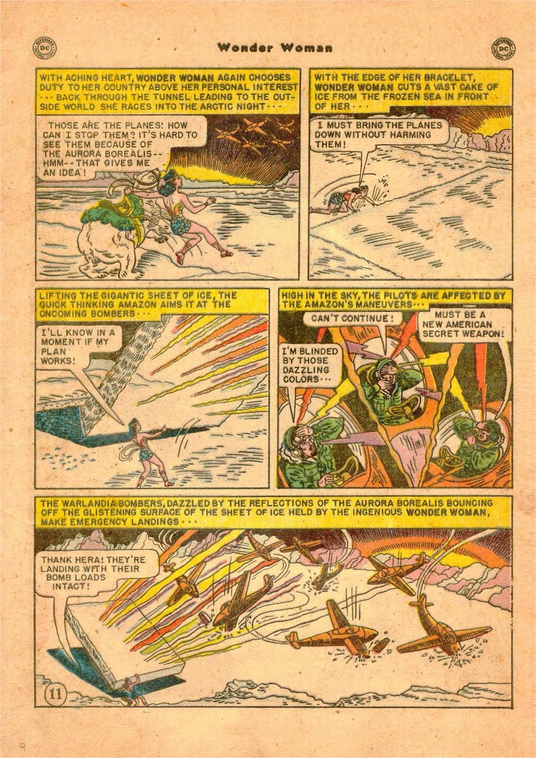 Read online Wonder Woman (1942) comic -  Issue #47 - 12