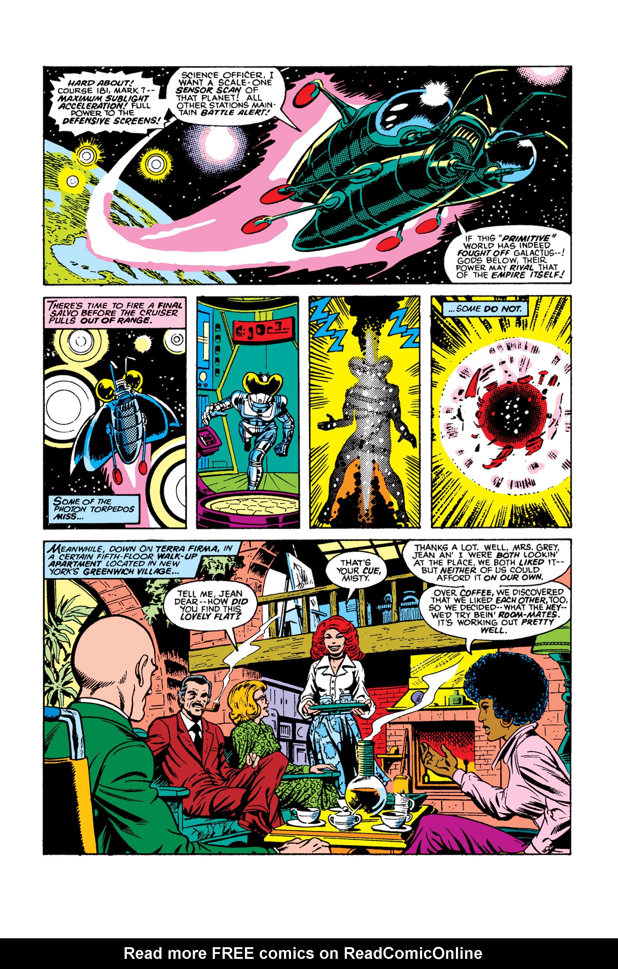 Read online Uncanny X-Men (1963) comic -  Issue #105 - 8