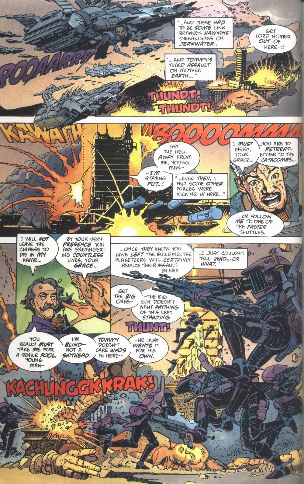 Read online Twilight comic -  Issue #3 - 19