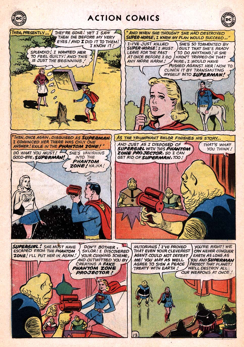 Read online Action Comics (1938) comic -  Issue #306 - 27