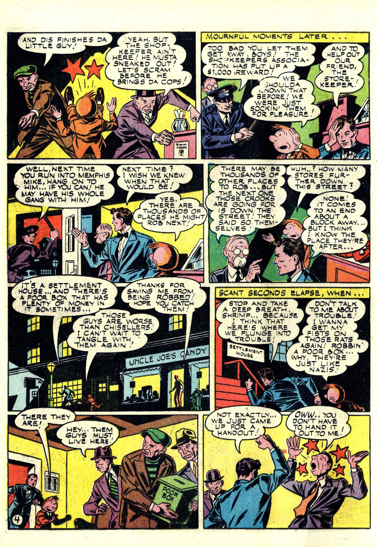 Read online Detective Comics (1937) comic -  Issue #78 - 20
