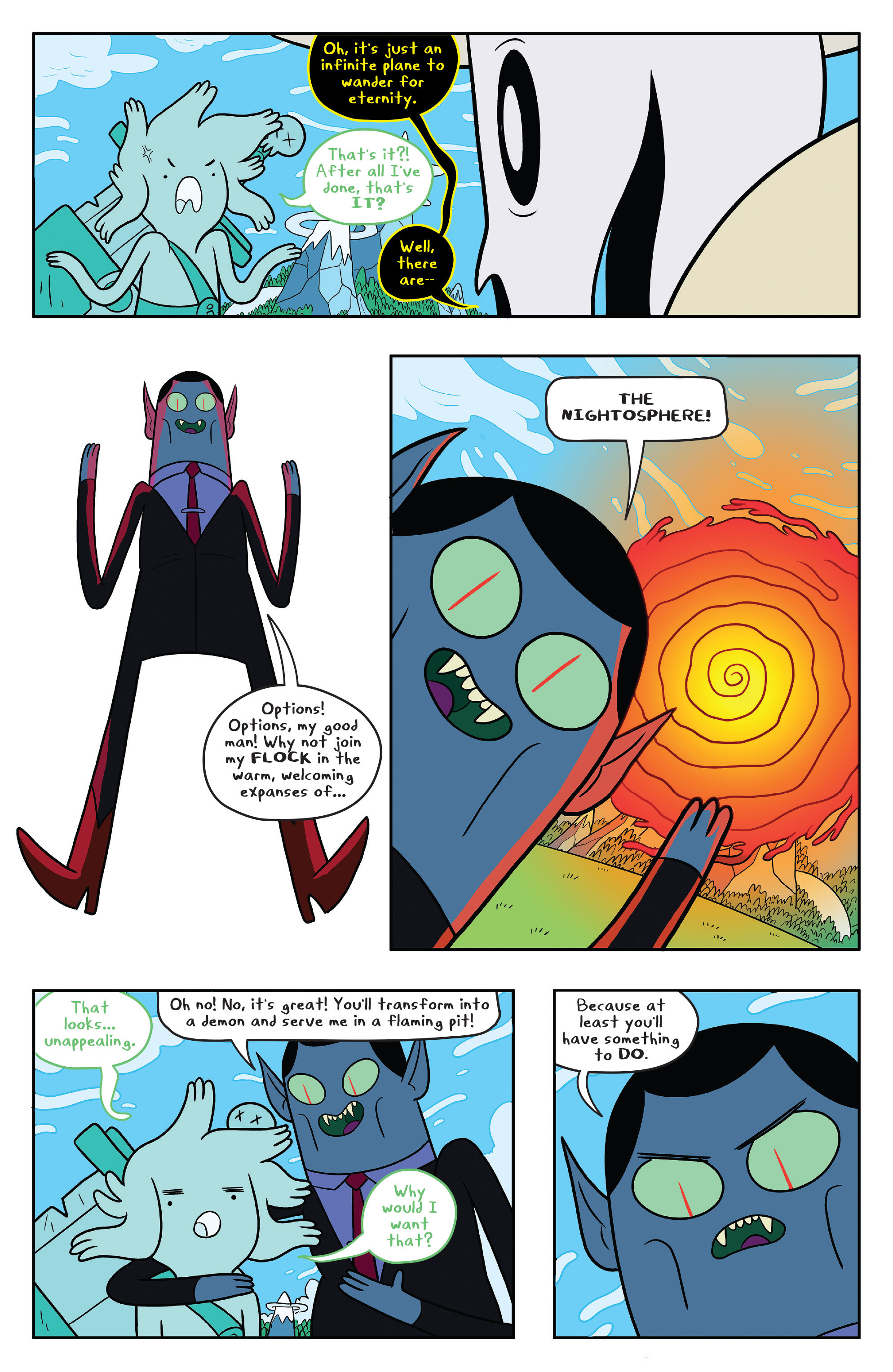 Read online Adventure Time comic -  Issue #53 - 6
