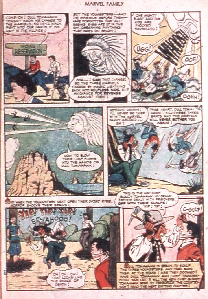 The Marvel Family issue 83 - Page 29