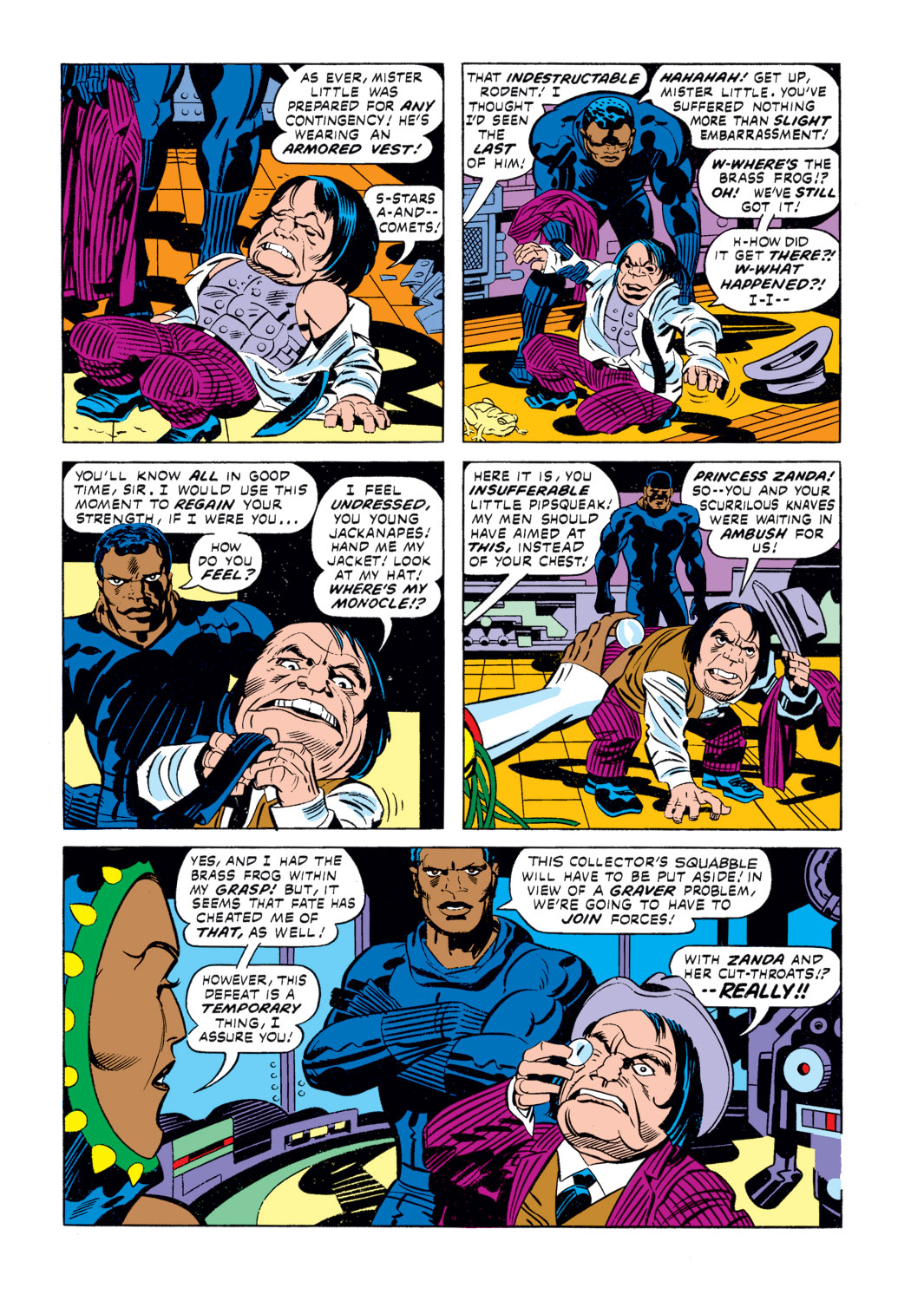 Black Panther (1977) issue 2 - Page 9