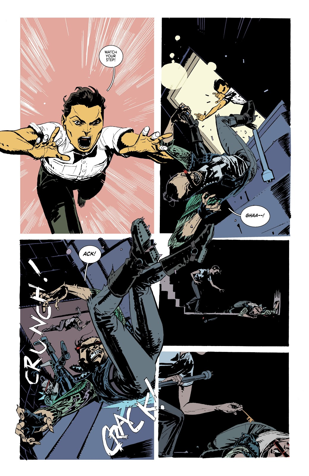 Read online Deadly Class comic -  Issue #37 - 7