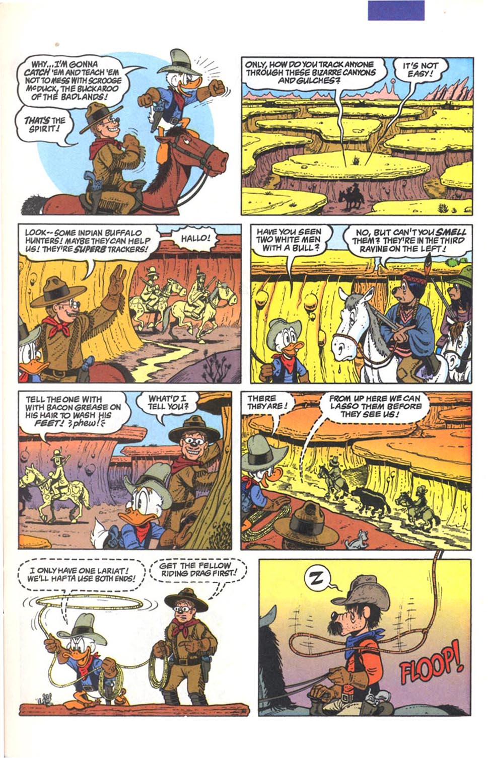 Read online Uncle Scrooge (1953) comic -  Issue #287 - 12