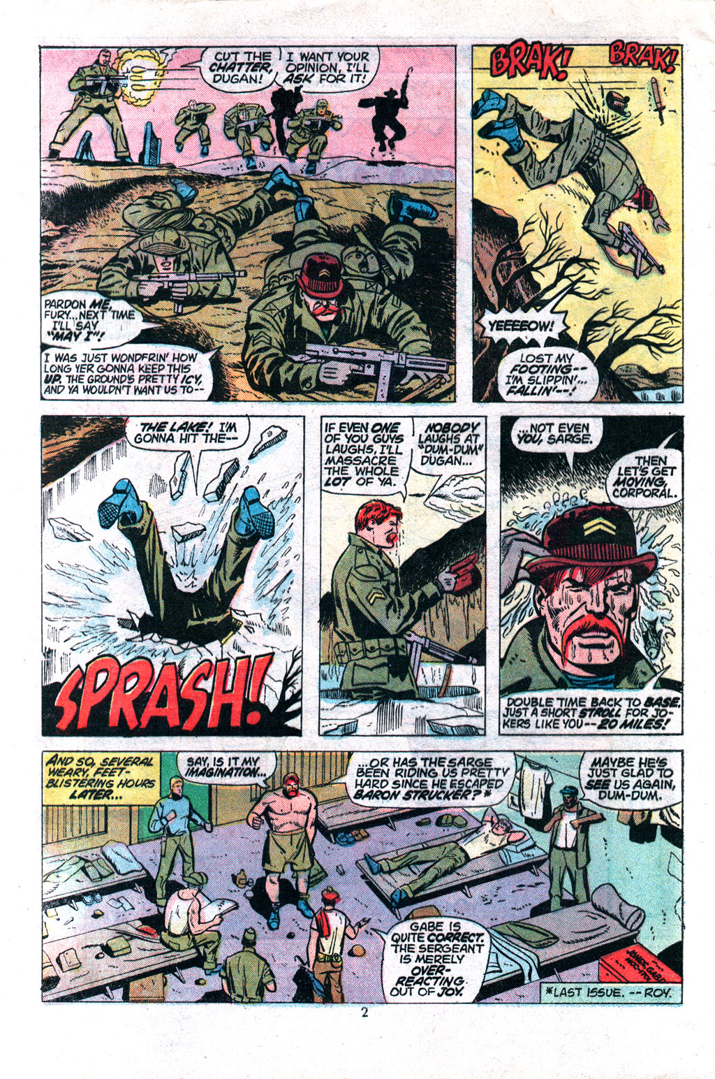 Read online Sgt. Fury comic -  Issue #117 - 4