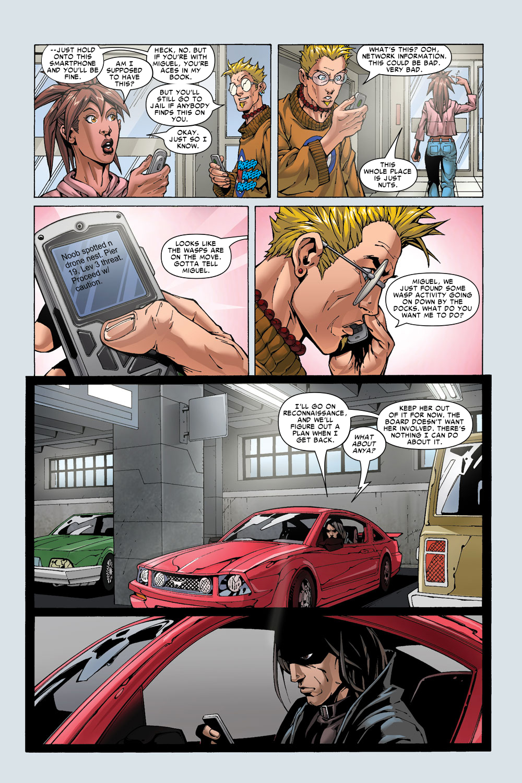 Read online Amazing Fantasy (2004) comic -  Issue #3 - 10